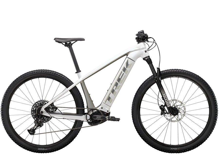 Trek Powerfly 5 S (27.5  wheel) Crystal White/Metallic Gunmetal