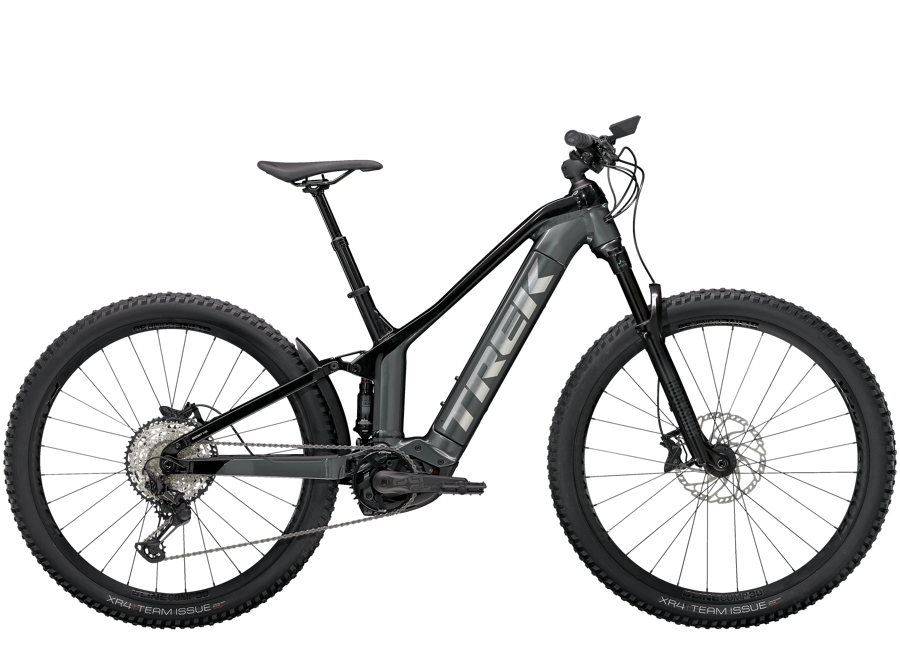 Trek Powerfly FS 7 XS (27.5  wheel) Lithium Grey/Trek Black