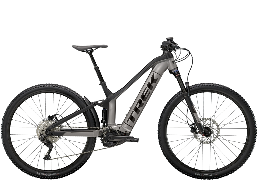 Trek Powerfly FS 4 625 M (29  wheel) Matte Gunmetal/Matte Black