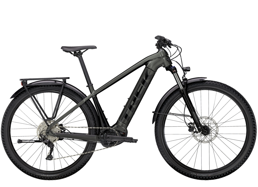 Trek Powerfly Sport 4 Equipped M (29  wheel) Lithium Grey/Trek Black