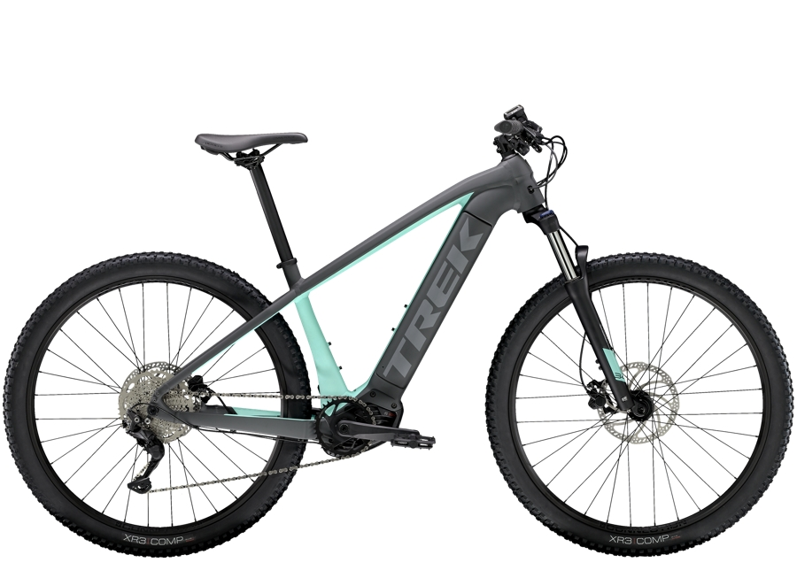 Trek Powerfly 4 625 XS (27.5  wheel) Matte Solid Charcoal/Matte Miami