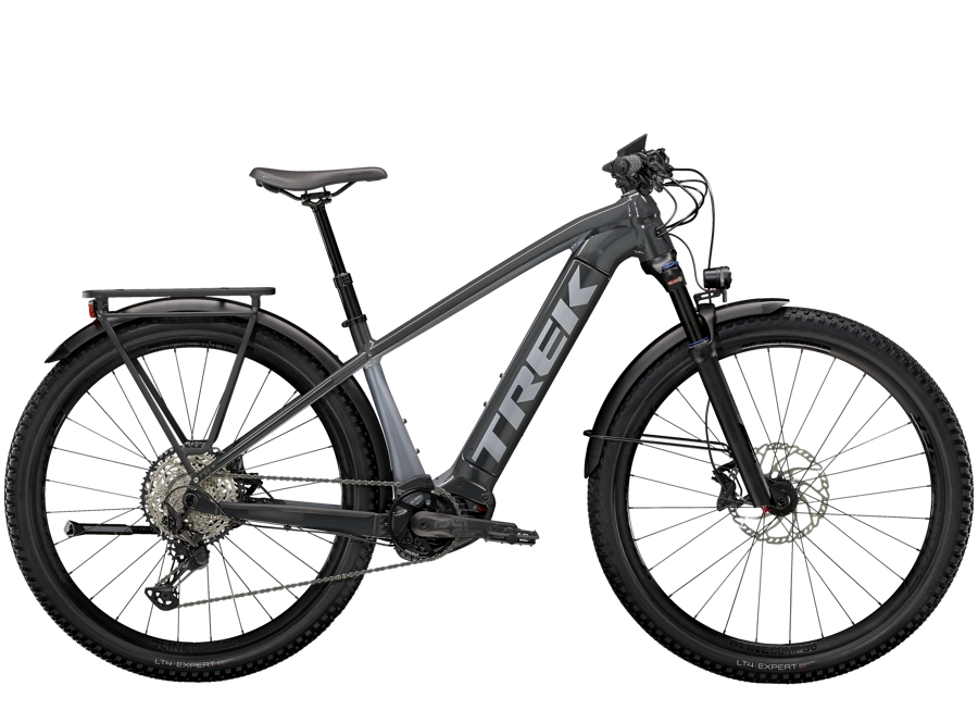 Trek Powerfly Sport 7 Equipped XS (27.5  wheel) Solid Charcoal/Slate